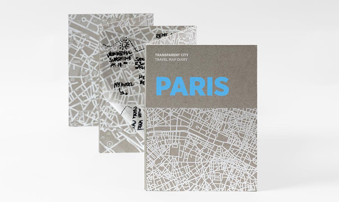 mappe città