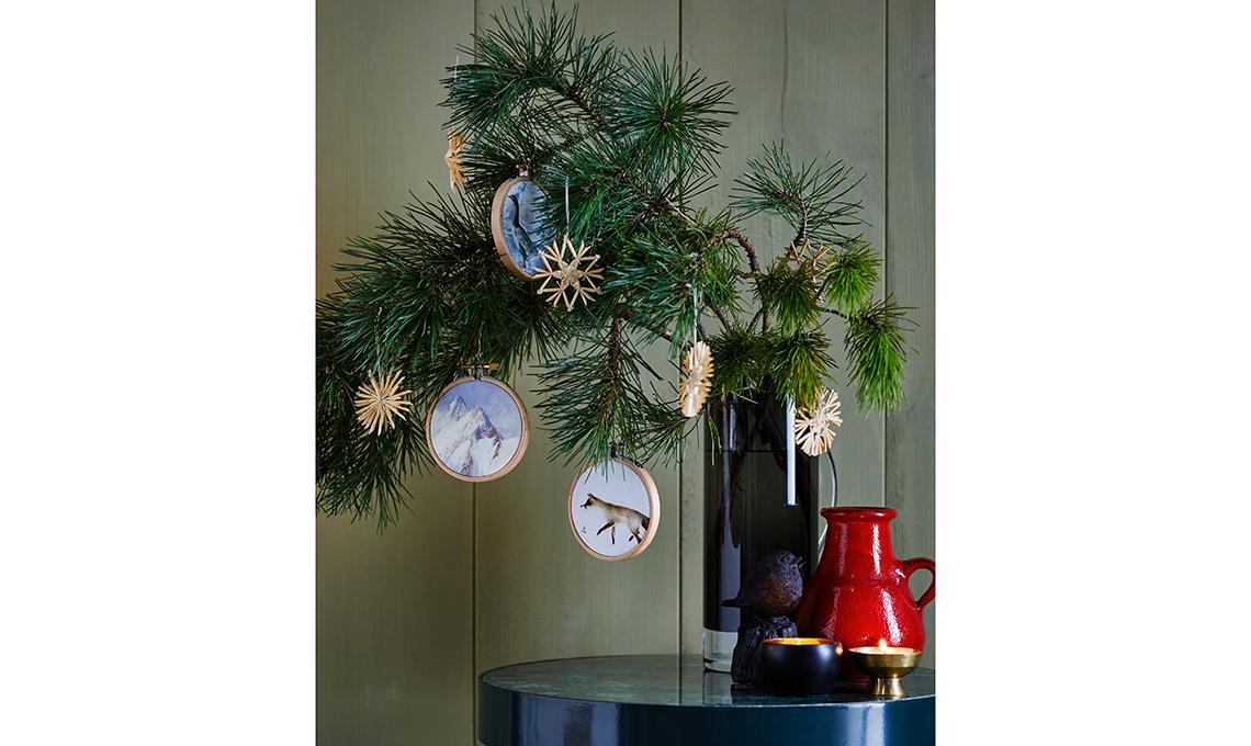 addobbi per l'albero di Natale fai-da-te