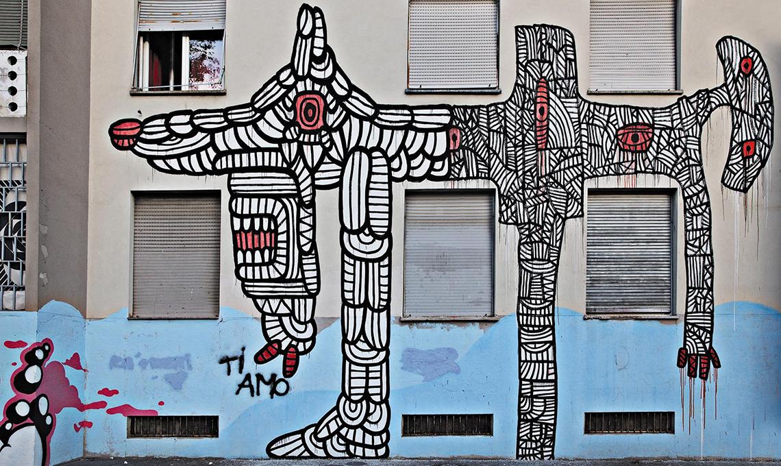 maua museo arte urbana aumentata