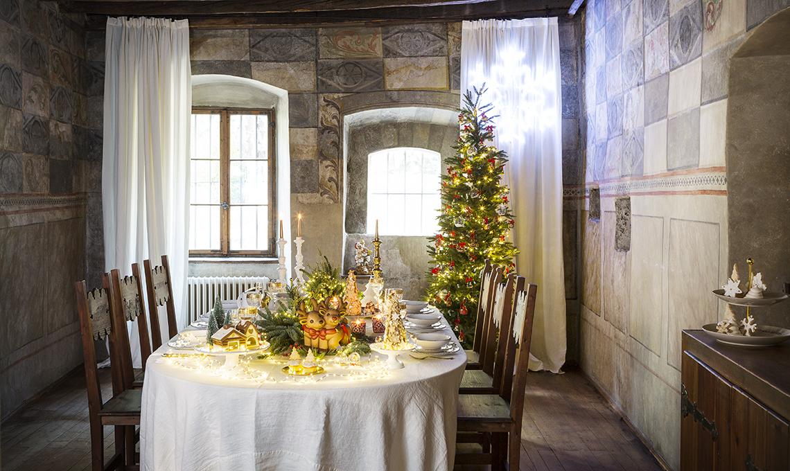tavola di Natale