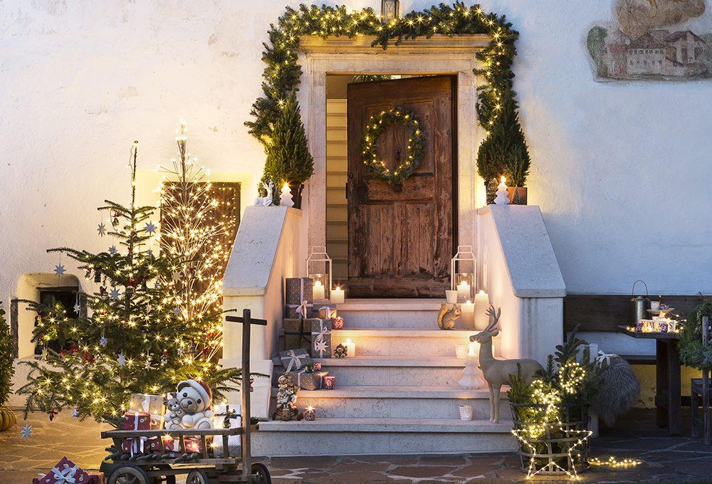 In un maso altoatesino l'atmosfera di Natale a casa Thun
