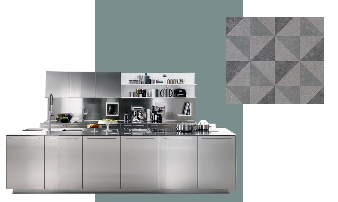 Colori pareti cucina come scegliere tinta e abbinamenti casafacile - Colori cucina pareti ...