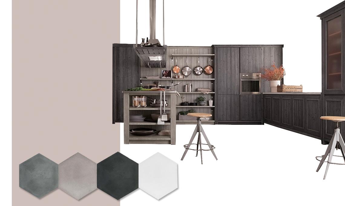 Colori pareti cucina: come scegliere tinta e abbinamenti - CASAfacile