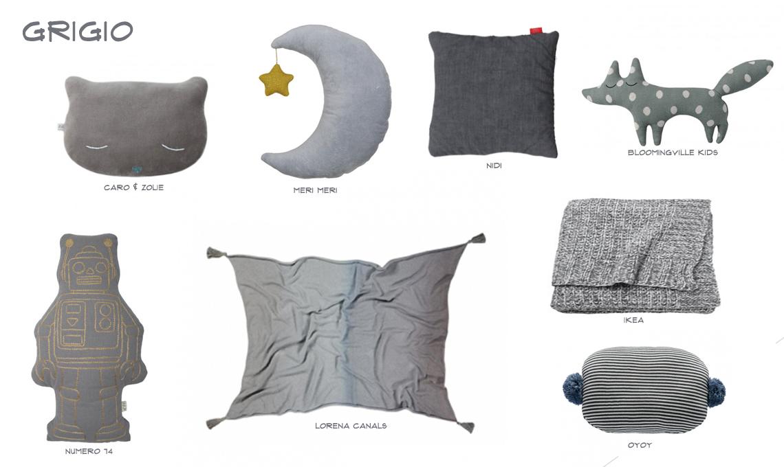 Cuscino Nuvola Ikea.Decorare La Cameretta Con Il Colore Preferito Del Tuo