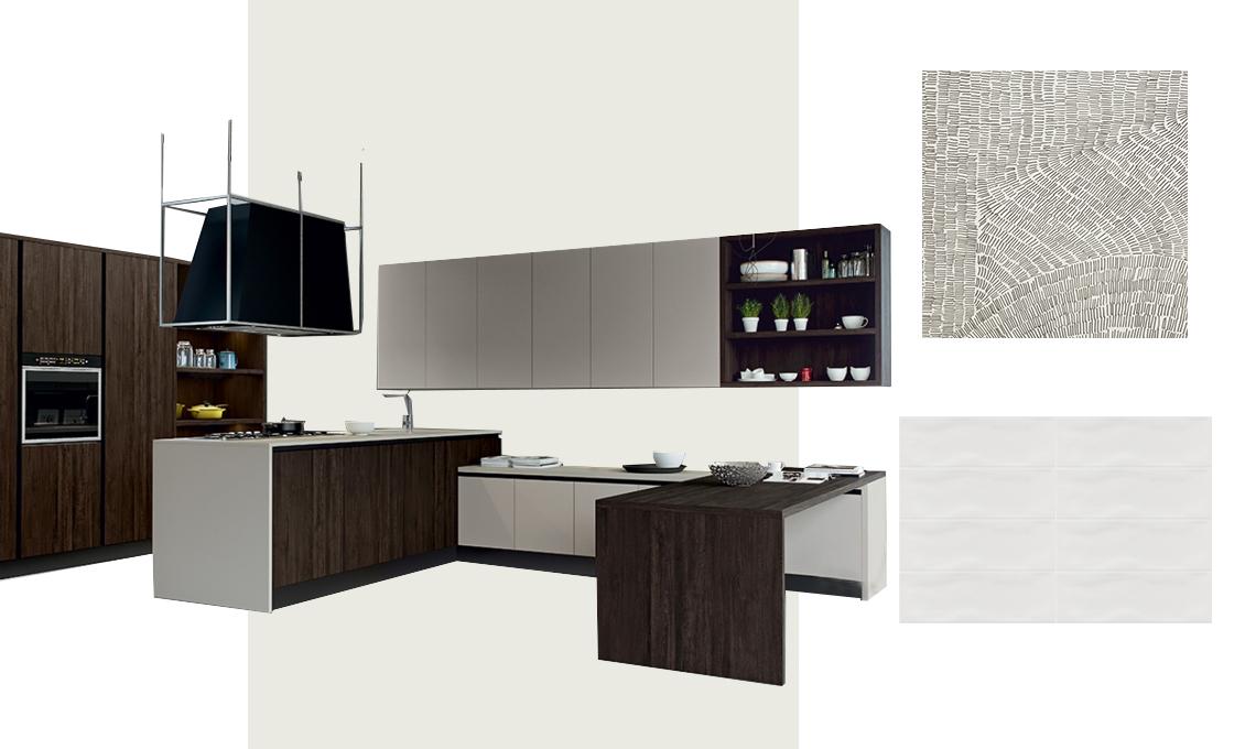 Come Scegliere Arredo Cucina : Colori pareti cucina come scegliere tinta e abbinamenti