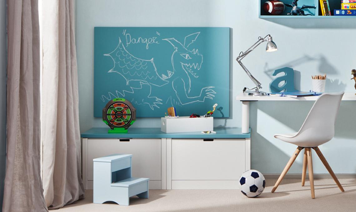 Lavagna ikea con rotolo di carta lavagna da muro ikea con for Cavalletto pittore ikea