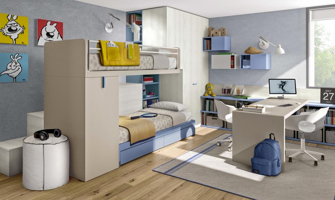 Letti A Castello Ikea Per Bambini.10 Letti A Soppalco Per La Cameretta Casafacile