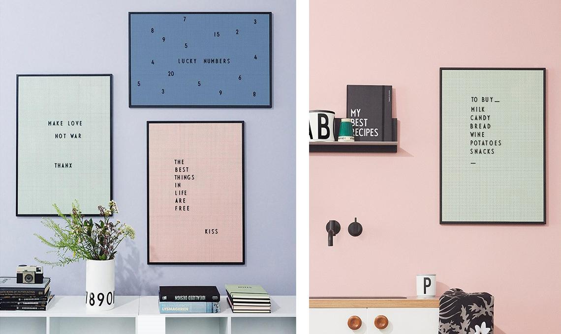 Message Board di Design Letters
