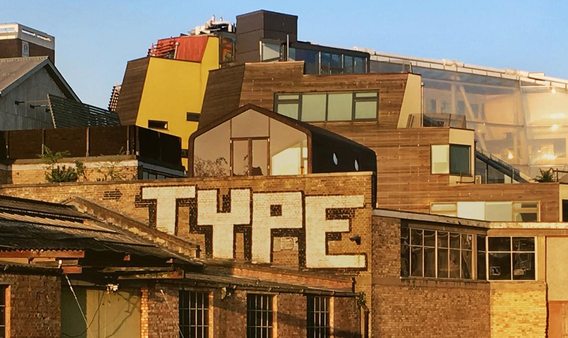 Wikkelhouse - sui tetti di Londra