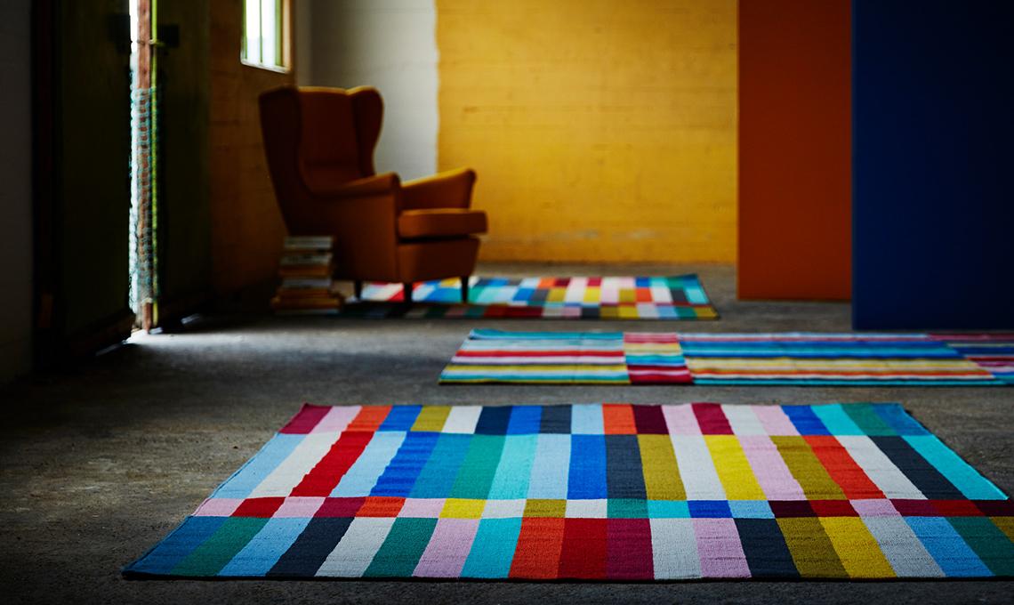 Tappeti Colorati Ikea : Tappeti per la cameretta casafacile