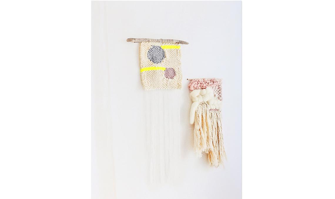 CasaFacile libro creare arazzo di lana