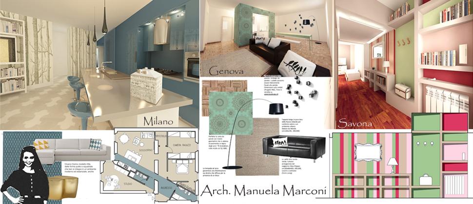 Marconi Manuela architetto
