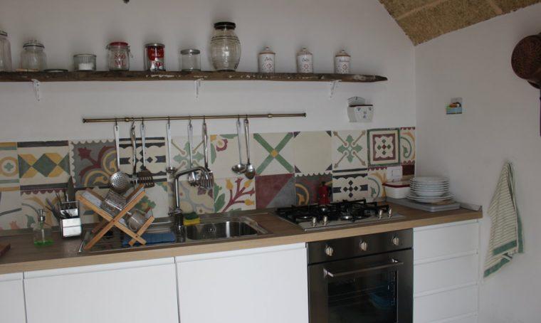 Il recupero di una casa nel Salento