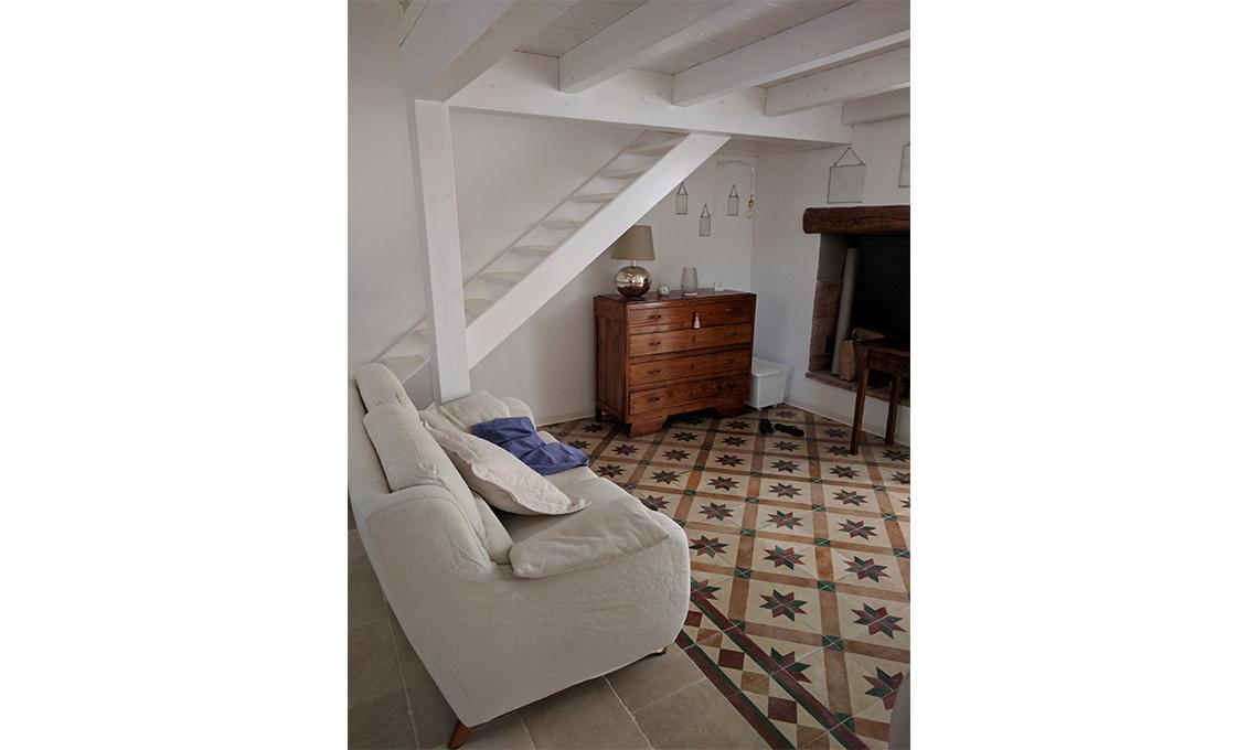 Il recupero di una casa nel salento casafacile