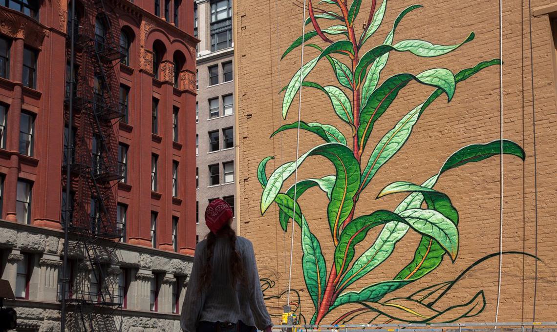 murales Mona Caron