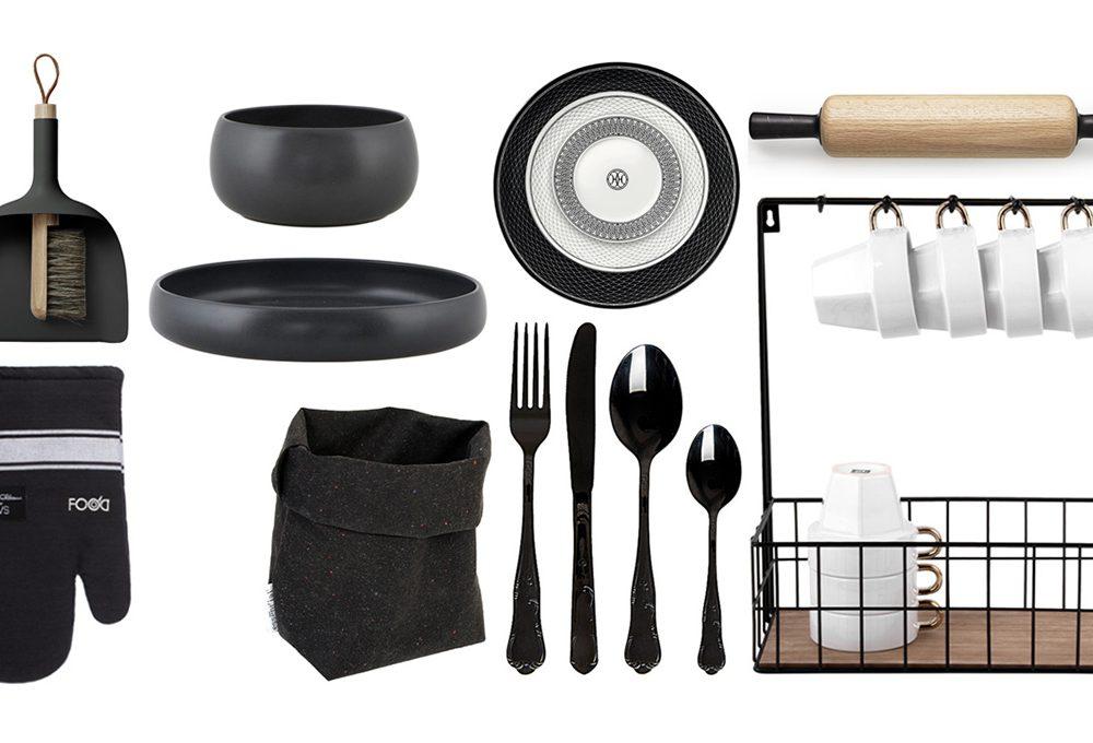 Cucina nera: idee di arredo