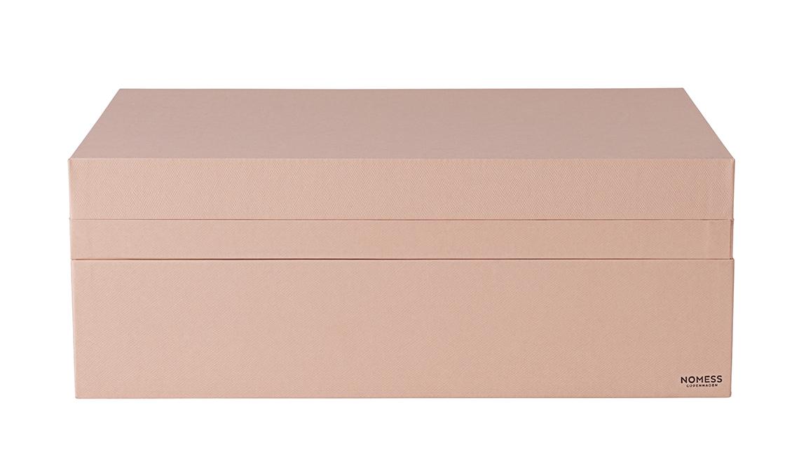 arredare con il colore rosa antico