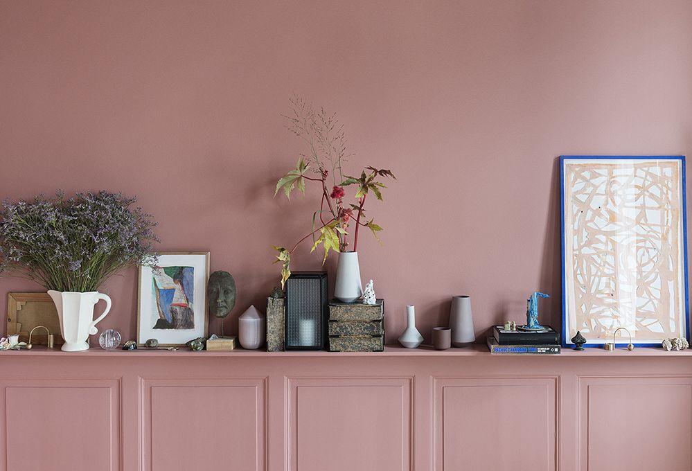 Arredare con i colori: l'eleganza evergreen del rosa antico