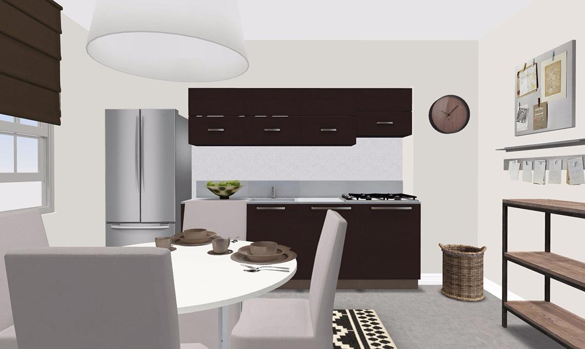 cartongesso in cucina