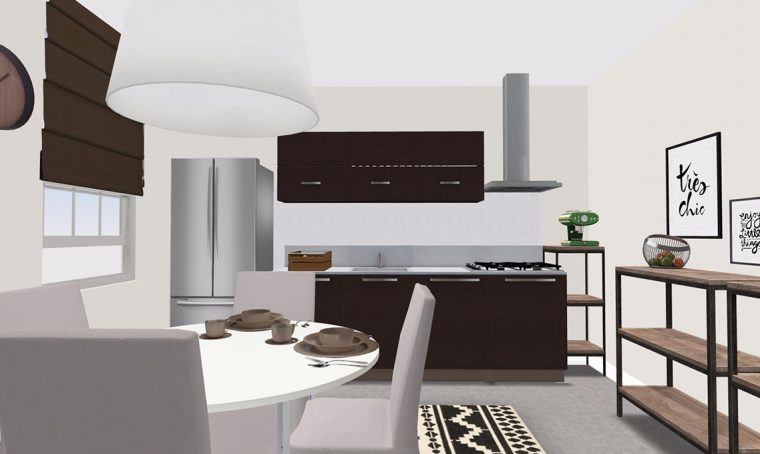 Casafacile arreda la tua casa - Tubi a vista in casa ...