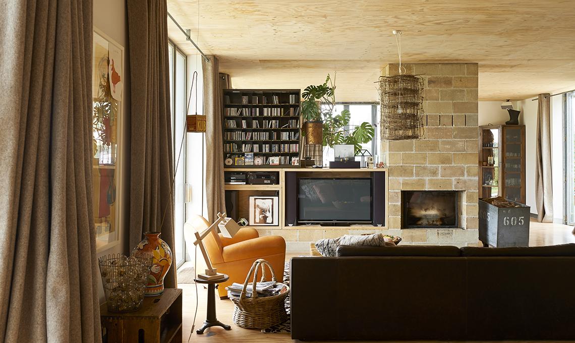 casafacile casa ecologica camino