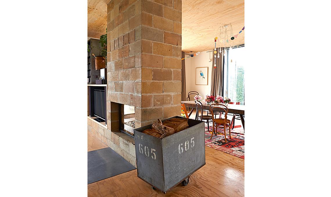 casafacile casa ecologica porta legna