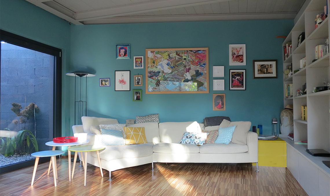 Ristrutturare una villa primi 39 900 casafacile for Interni case francesi