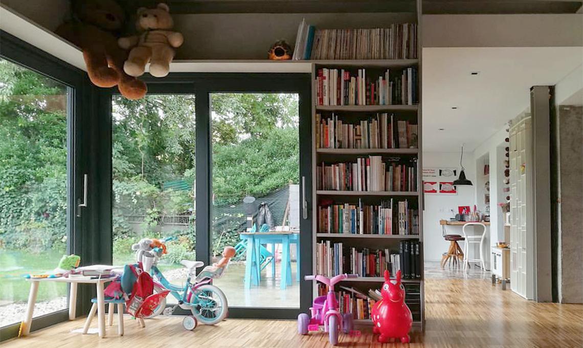 CasaFacile case dei lettori, villa ristrutturata