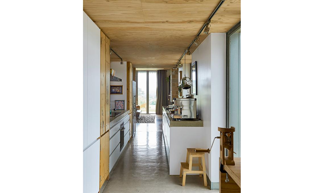 casafacile cucina corridoio