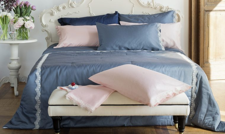 Biancheria da letto: le novità presentate da Somma a Parigi alla fiera Maison & Objet