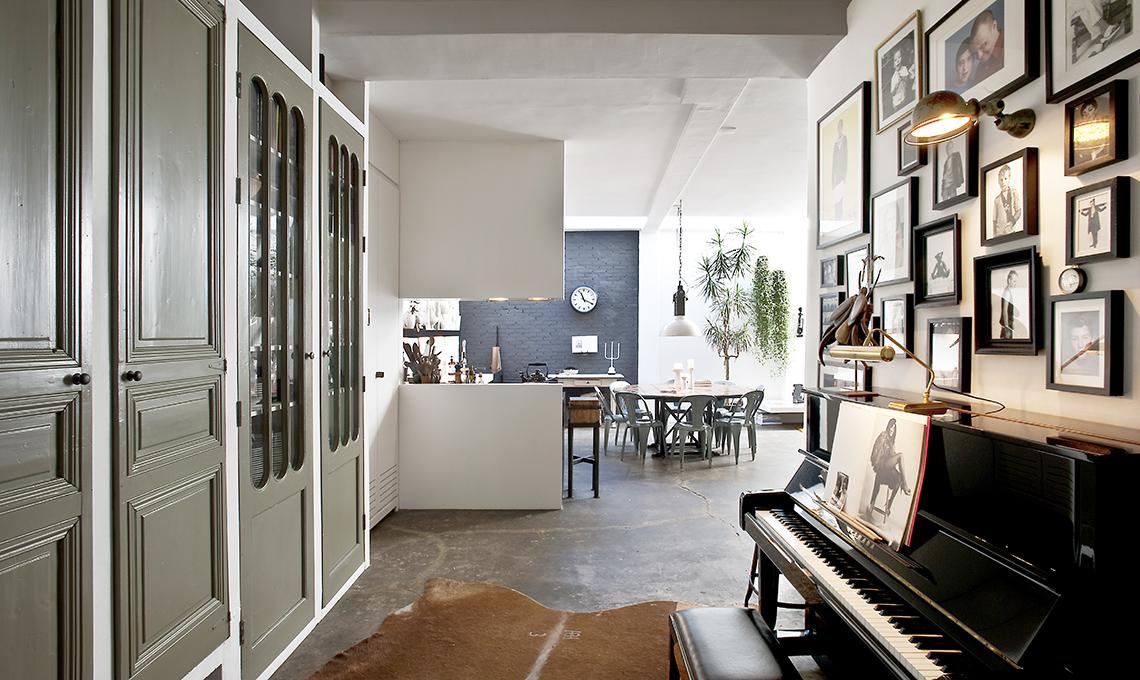 decorare il corridoio