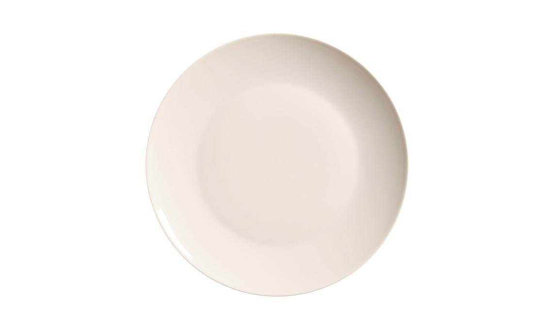 piatto bianco