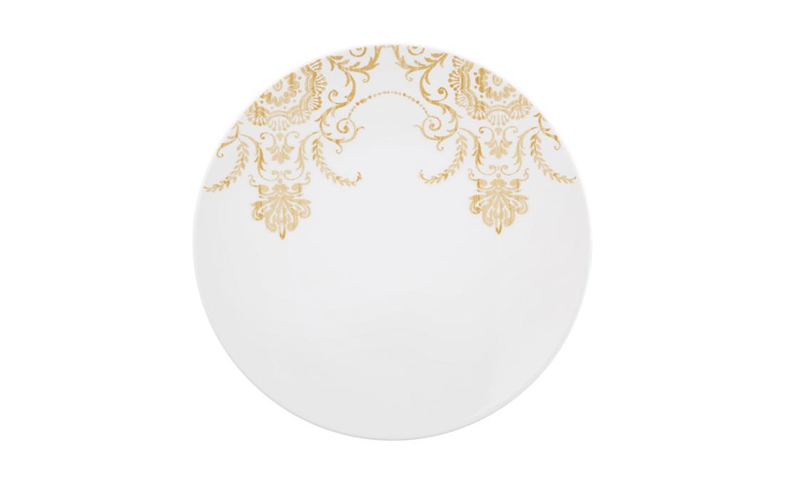 piatto decorato
