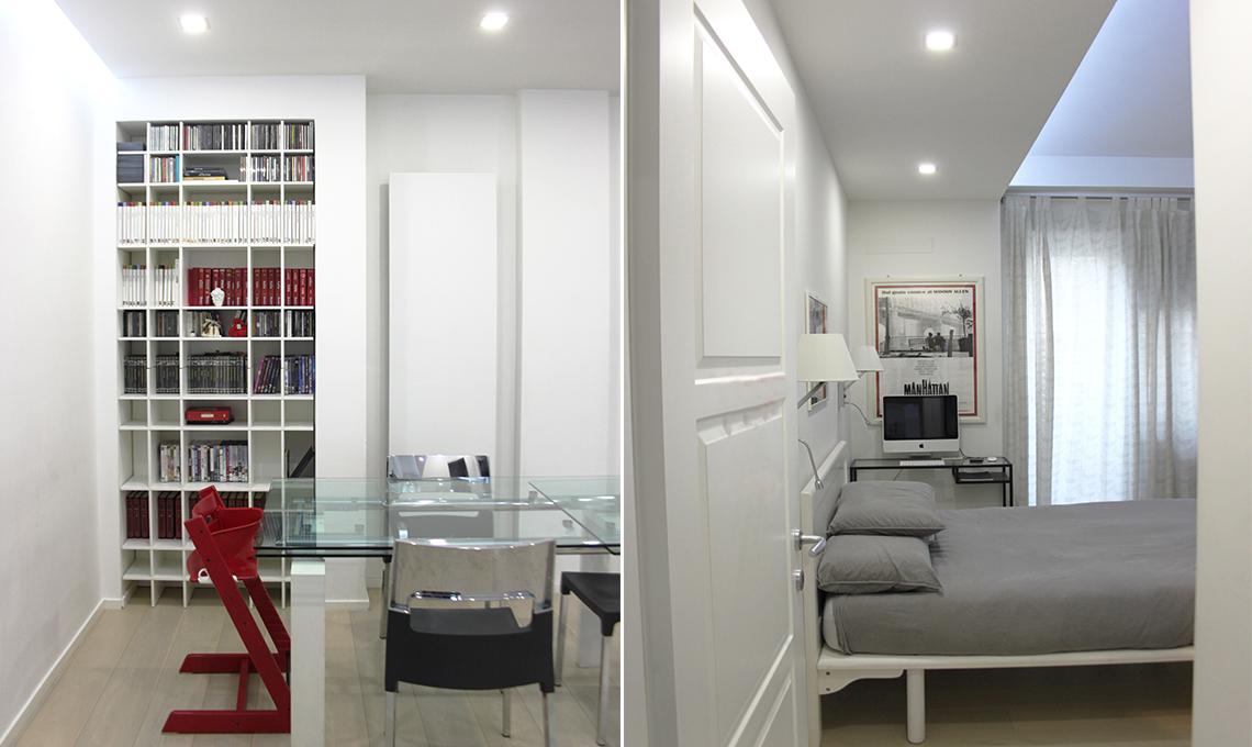 Come ristrutturare casa senza spendere molto casafacile for Archi per interni appartamenti