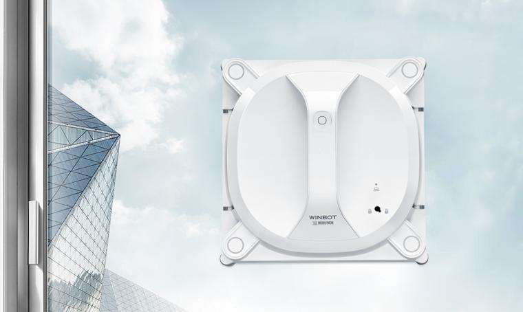 Tecnologia per la casa: arriva il robot cordless per pulire i vetri