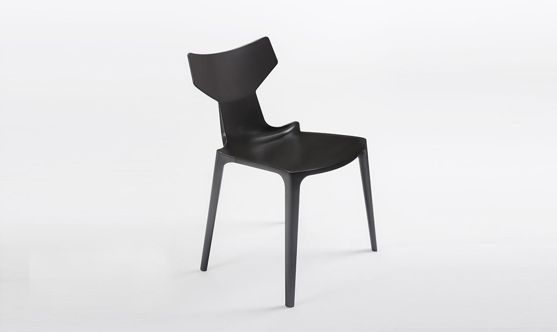 14 sedie nere CasaFacile