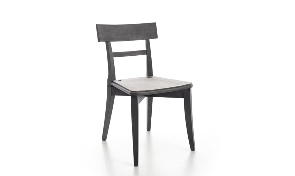sedie nere