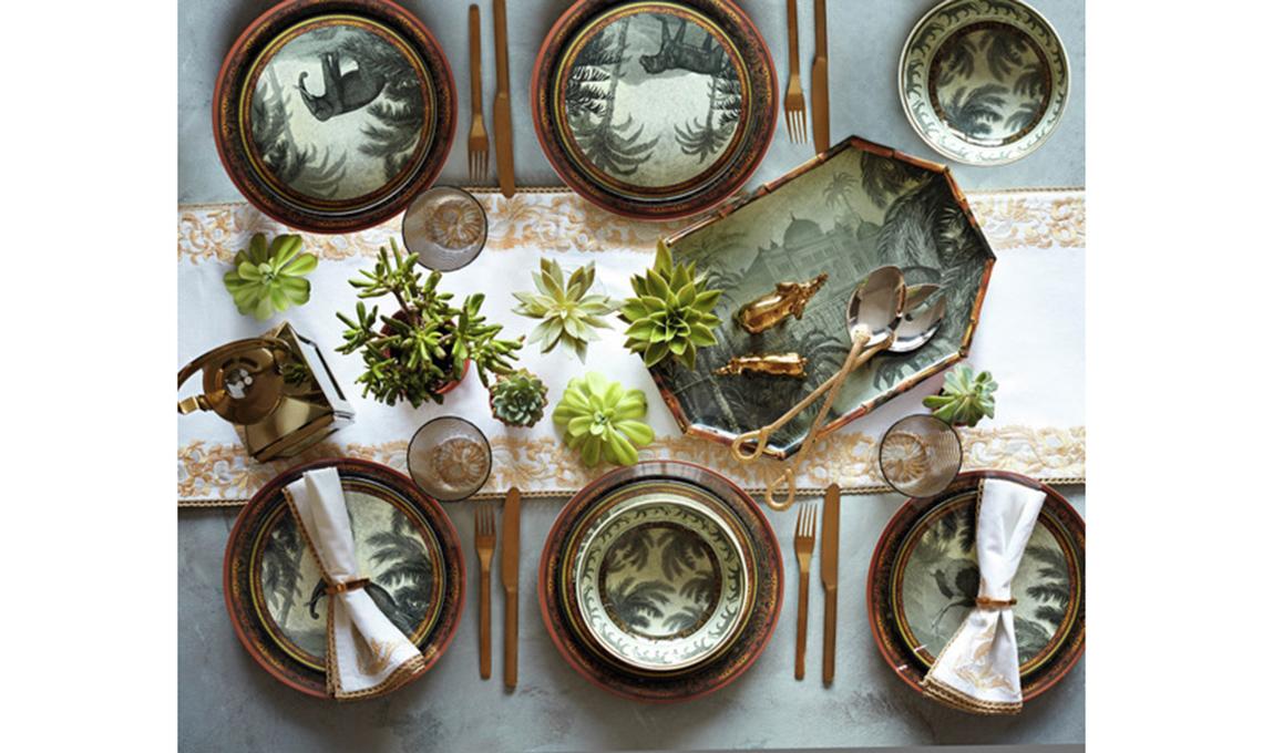 Come apparecchiare una tavola super decorata ed elegante - Apparecchiare una tavola elegante ...