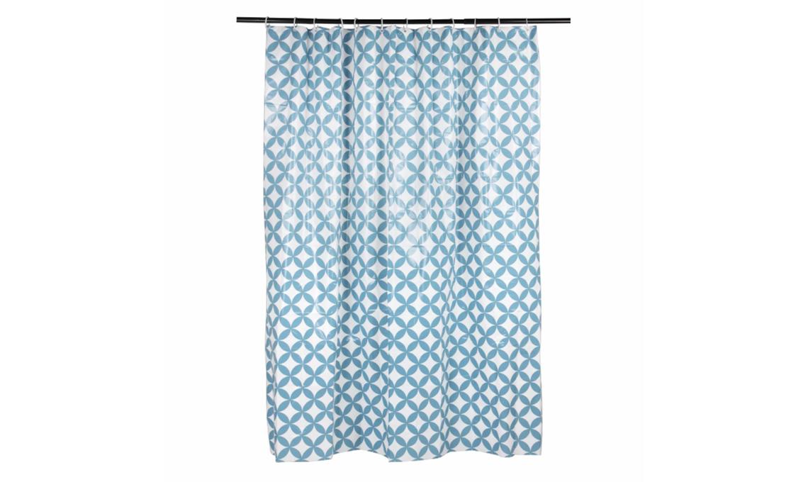 21 tende per la doccia casafacile - Tende bagno leroy merlin ...