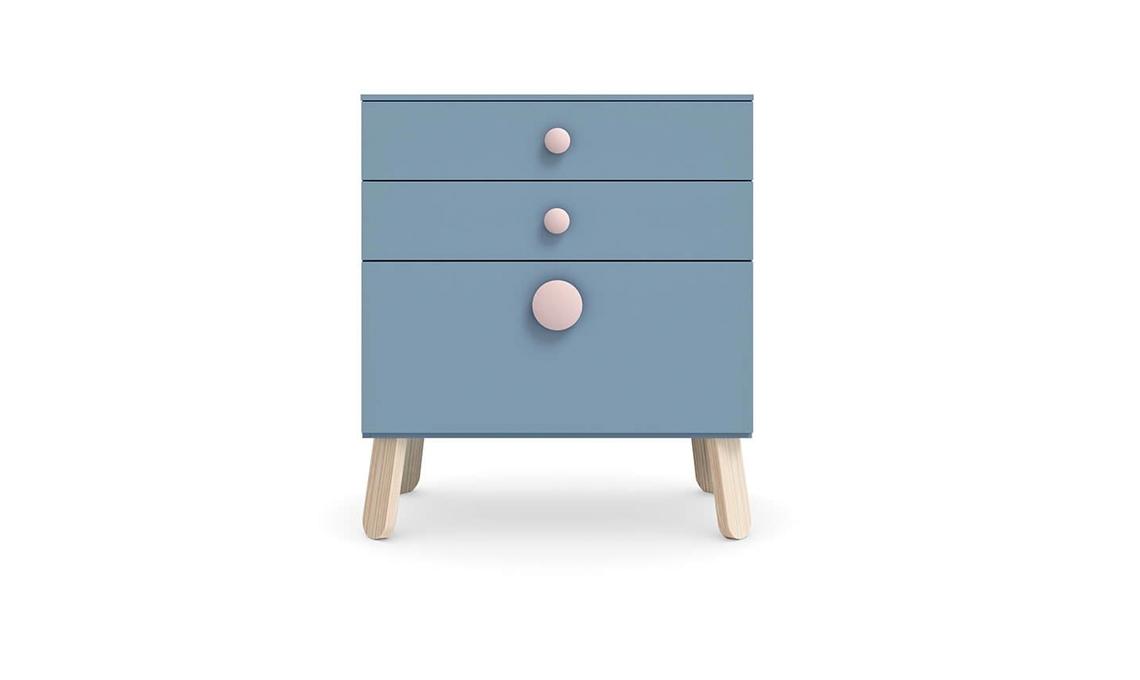 Cassettiere Alte E Strette Ikea.Cassettiere Moderne Colorate