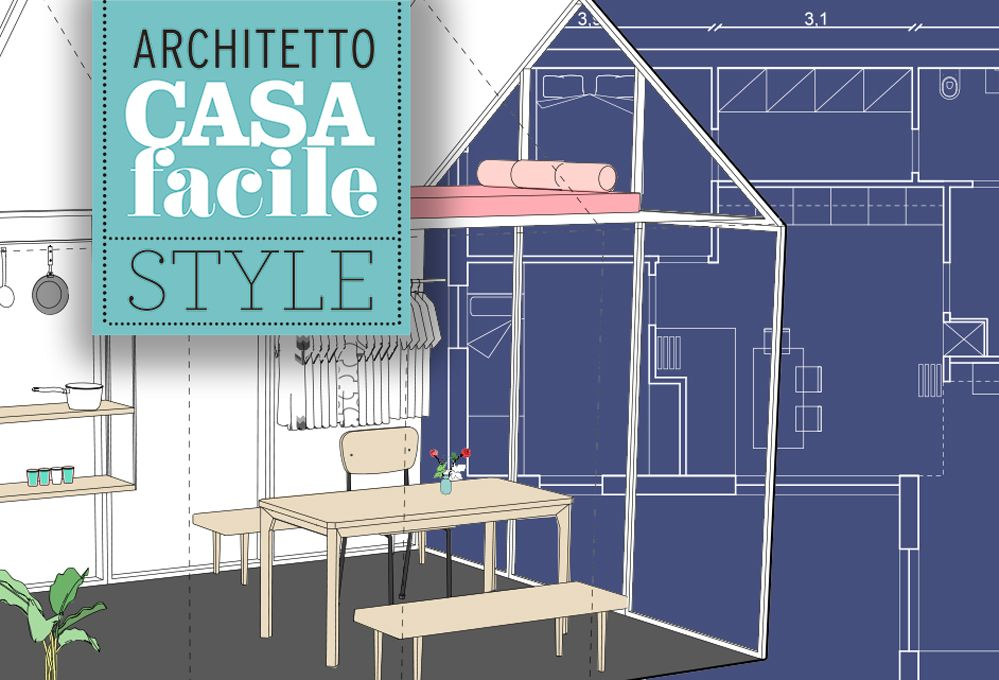 Sei architetto? Partecipa al casting di CasaFacile
