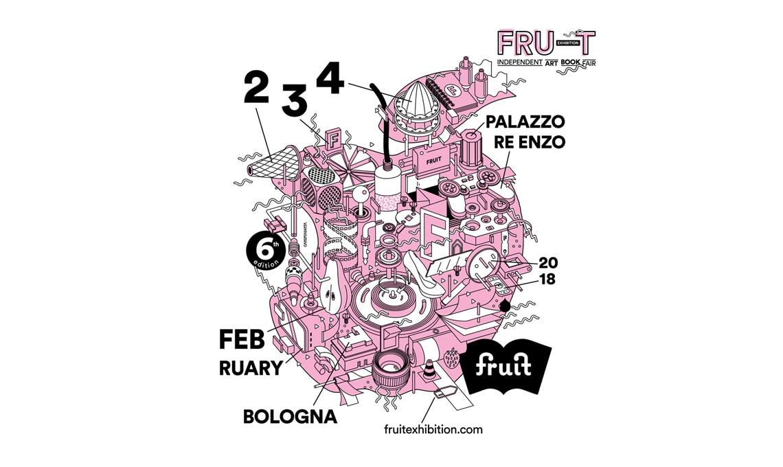 Fruit Exhibition 2018, Palazzo Re Enzo, Bologna 2-4 febbraio 2018