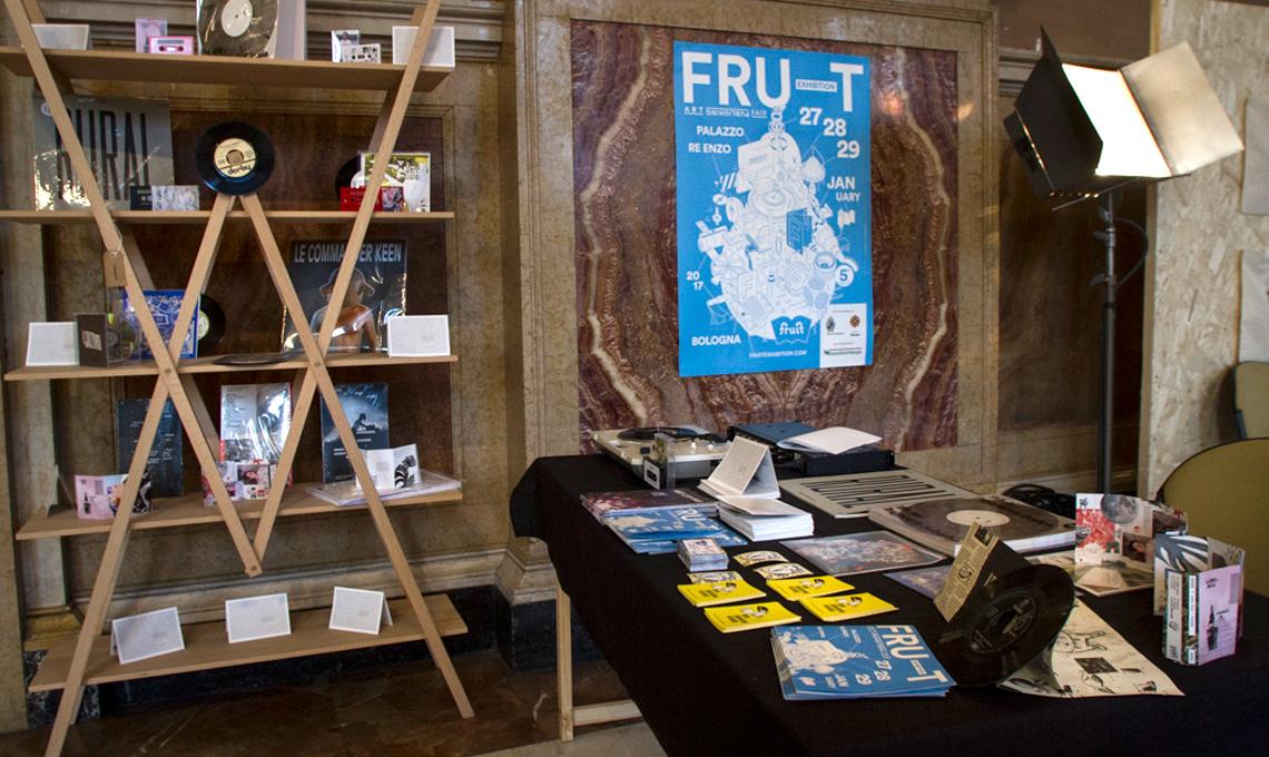 Fruit Exhibition: un momento della scorsa edizione