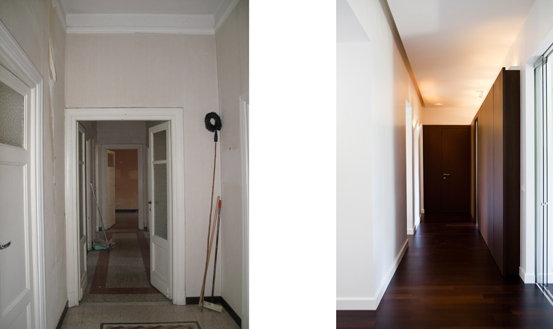 Corridoio Lungo Casa : Corridoio lungo casa come arredare il corridoio idee e