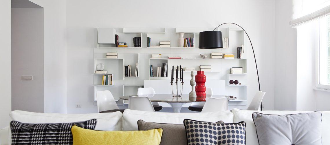 Ristrutturare una casa d'epoca con arredamento moderno