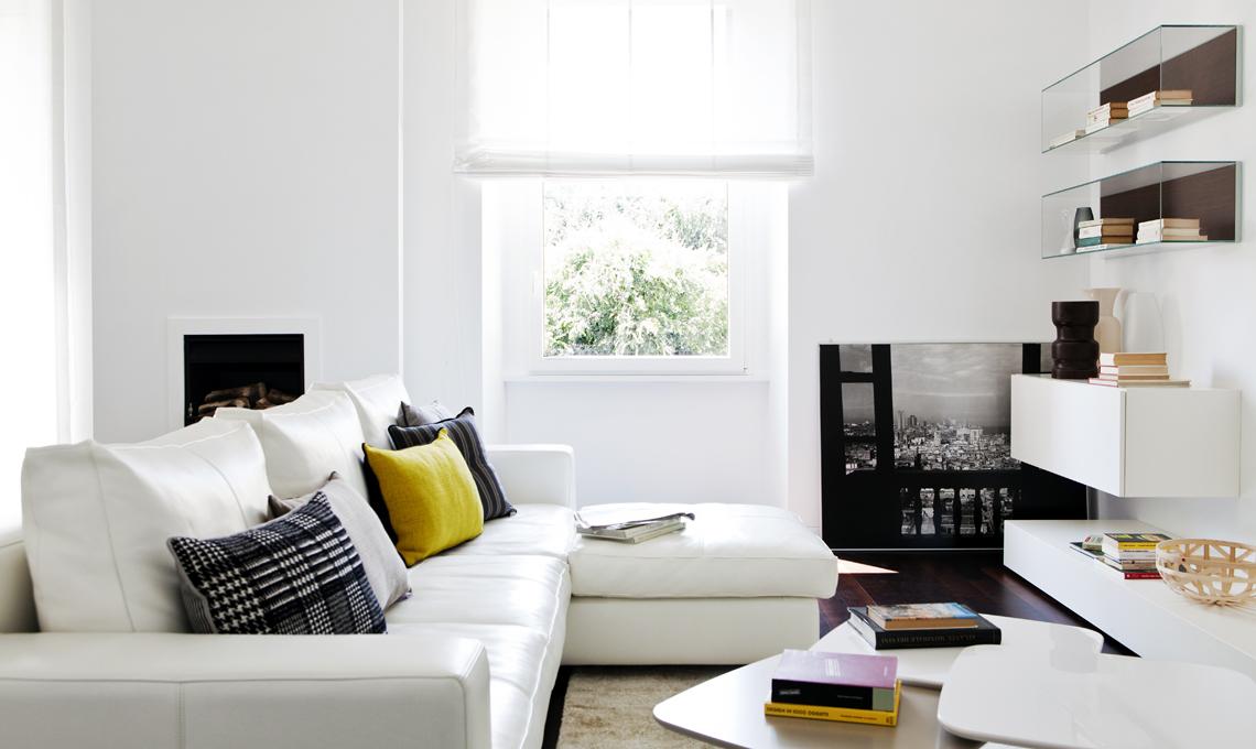 Ristrutturare una casa d 39 epoca con arredamento moderno for Case con arredamento moderno