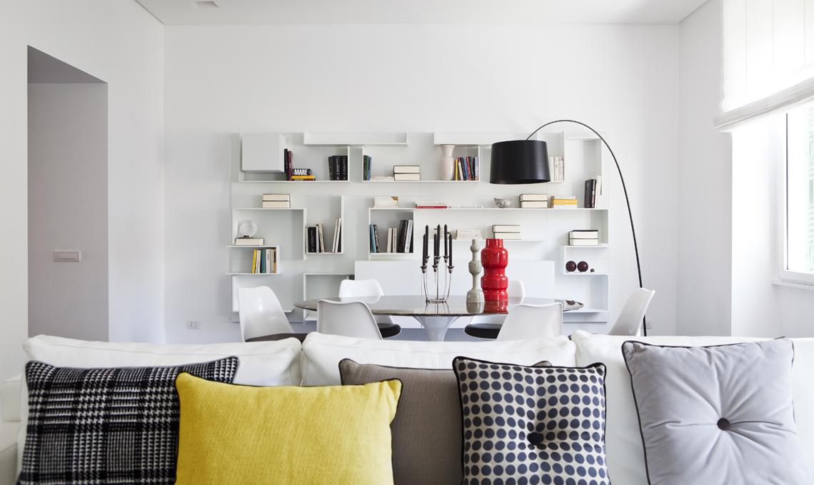 Ristrutturare una casa d\'epoca con arredamento moderno - CASAfacile