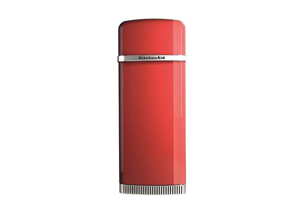 Frigorifero rosso