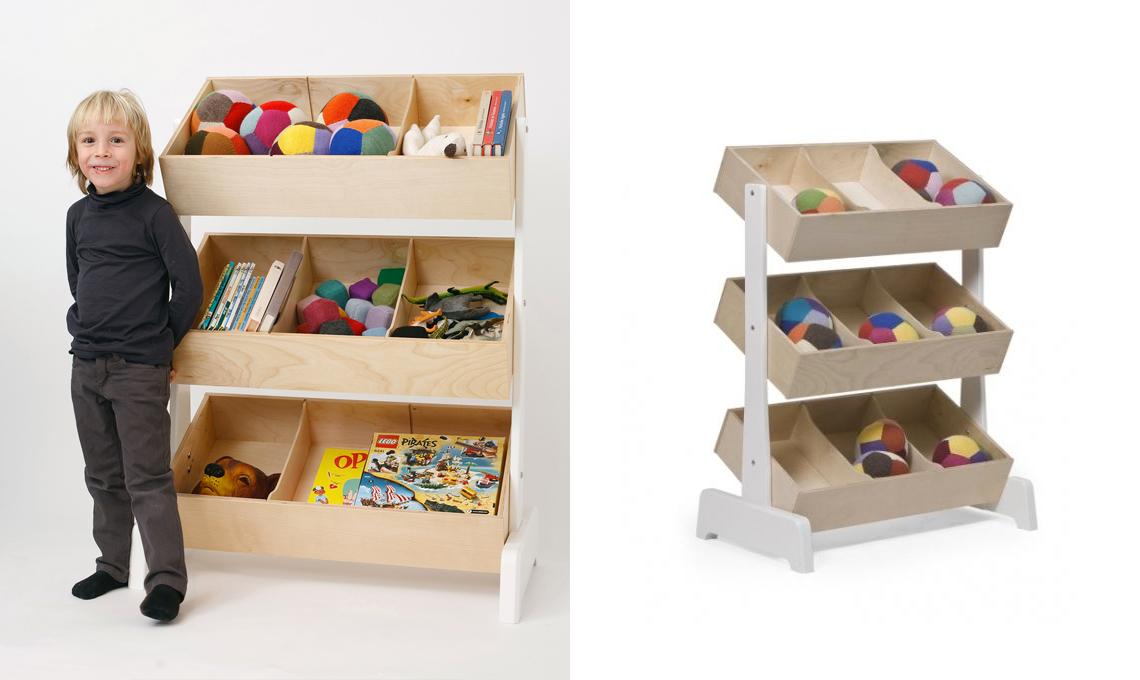 Mobili Portagiochi Per Bambini : 20 soluzioni portagiochi per tenere in ordine la cameretta casafacile