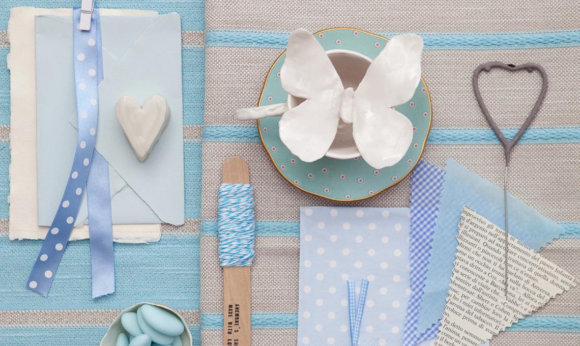 CASAfacile GFrassi matrimonio DIY azzurro